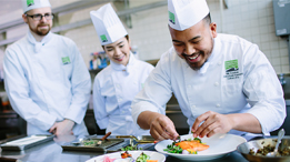 VCC's revamped culinary program focuses on active participation