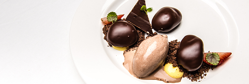 Chefs Table chocolate dessert 800