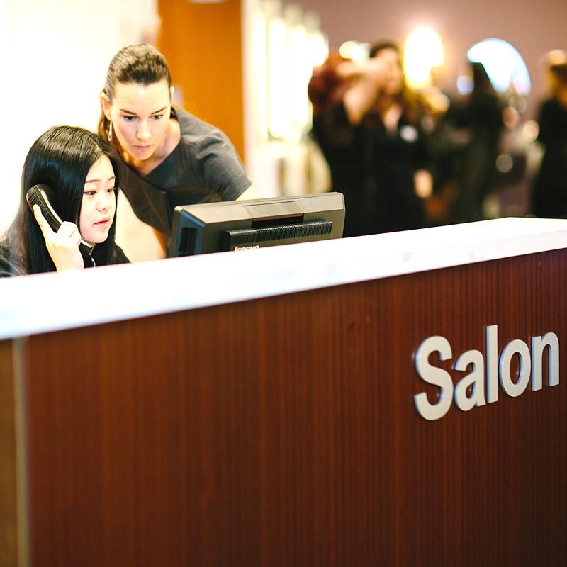 VCC Salon & Spa - Vancouver Community College