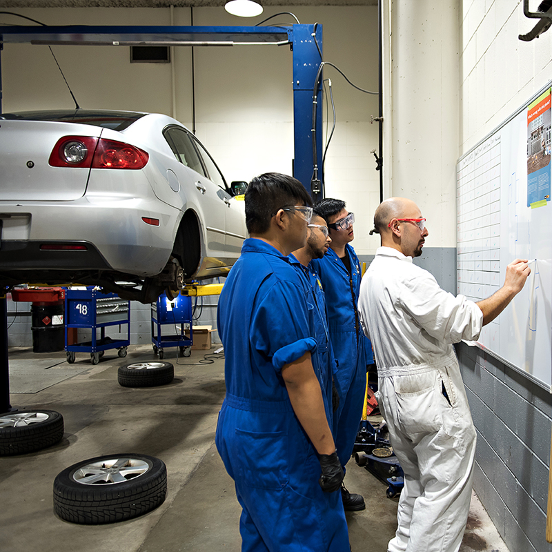 Automotive Service Technician Program