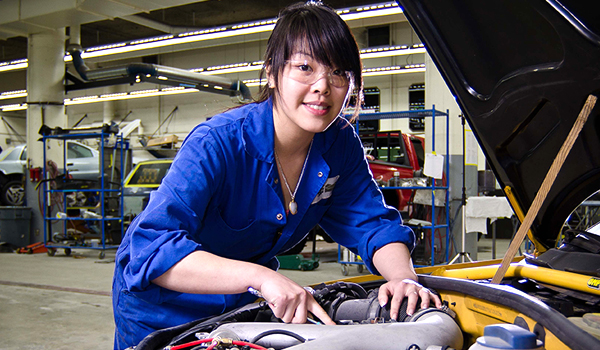 Auto Service - VCC has Flexible learning