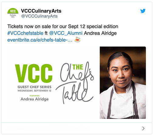 Article - Vancouver Community College