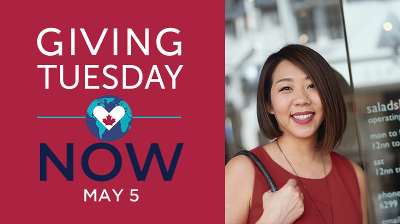 Giving Tuesday Now VCC May 5