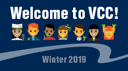 Welcome back! Winter 2019