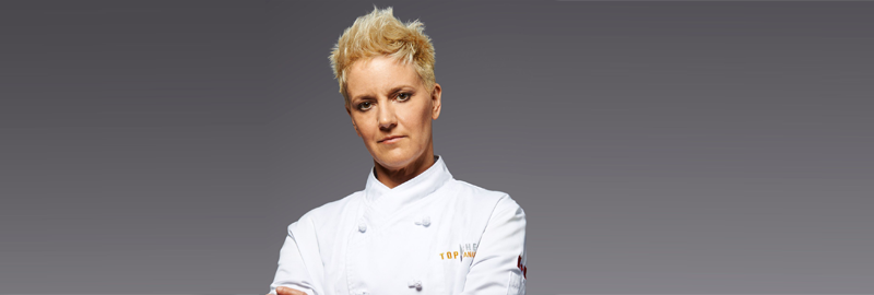 Shelley Robinson - Top chef Canada