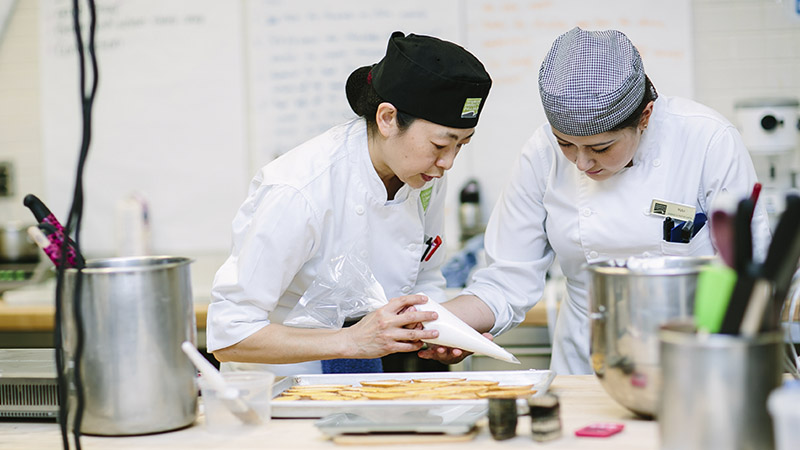 baking and pastry arts: baker apprentice