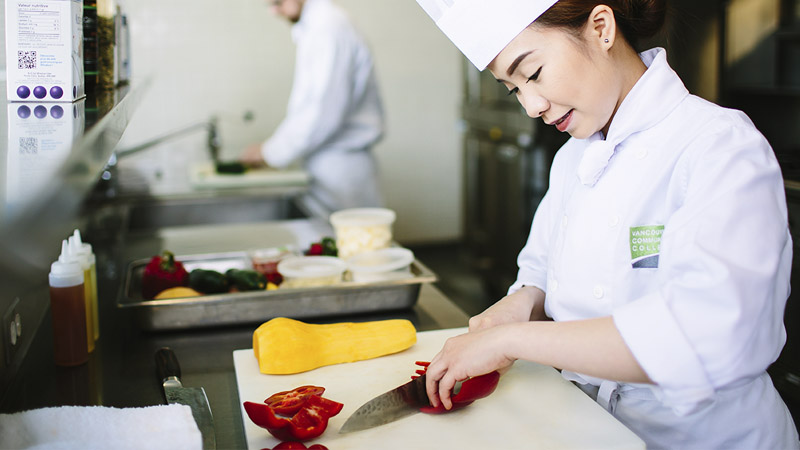culinary arts cook apprentice
