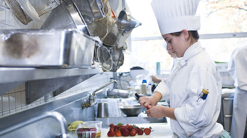 professional cook 1 high school