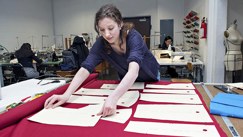 fashion design and production diploma